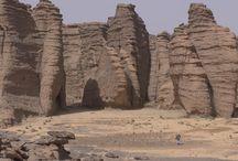 Espacios Naturales de Argelia
