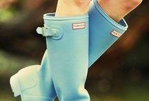 Hunter Boots / by Holly Arredondo