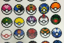 hamma beads pokemon