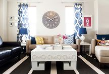 COFFEE TABLE SCAPES / by Freshmom: Good Taste Guide