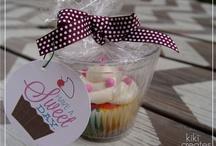 Cupcake y decoración