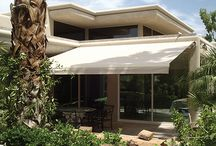 Retractable Awnings & Sunscreens / Here are some pictures we've taken of our customers patios and decks.