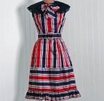 Vintage party ruhák