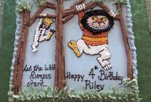 Where the Wild Things Are Cakes / by Cake Central