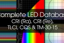 LED Lights / LED lights for film makers. Includes reviews, databases, color quality, innovative designs, and upcoming tech.