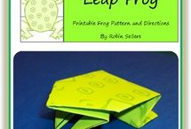 Frogs, Ladybugs, and Caterpillars at School / A fun collection of frog, ladybug, caterpillar, and butterfly activities to use in the elementary classroom. #elem #edchat / by Robin Sellers @ SweetTeaClassroom.com