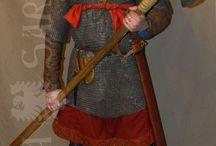disfraz guardia medieval