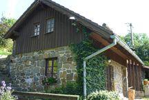 Ubytování u Lipna / Chata na Výsluní - možnost ubytování v lipenské rekreační oblasti info - sulcmi@seznam.cz