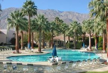 Casino Condos Palm Springs / Palm Springs Vacation Rental Condos located just steps from the Spa Casino, Convention Center and a few short blocks to enjoy the downtown Palm Springs night life! #PalmSprings #VacationHomes