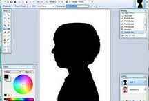 Silhouette pictures