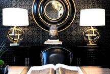Exquisite Masculine Interiors / Bachelor Pad Interiors / by Exquisite Design Concepts™ .