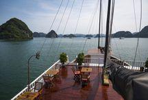 Le Vietnam / Quelques photos de mon voyage au Vietnam à Hanoi et dans la baie d'Halong. Voyage au mois de mai 2014.