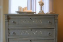 Eastlake Furniture / Trying to bring my little Eastlake Dresser back to an almost original state.