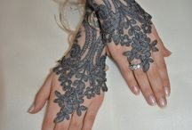 Lace accessories