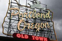 Portland / by Cristina Hartman