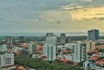 Barranquilla / Urbanografía, panorámicas y paisajes.