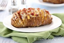 Potato dishes / by Clare O'Shea