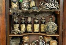 Witches Cabinets