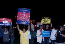 PDA in Columbus, OH  / Joined Progress Ohio and SEIU at this event. Ryan in Columbus, OH! The Romney Ryan Budget just doesn't add up!
