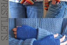 Crochet Patterns - Hands and Feet