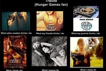 My Sick Addiction... The Hunger Games / by J'Amy VanderVeur