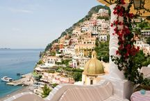 Romance in Amalfi / Tiny tucked-away Conca dei Marini guarantees privacy; Positano, with its chic shops and restaurants offers glamour; the cliffs above Amalfi town have gorgeous views; while lovely Ravello with its exquisite gardens and even more ravishing views, makes the perfect romantic stage-set. Here are just a few recommendations for the best places to stay.