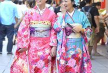 COSTUME | Kimono Rental Ideas