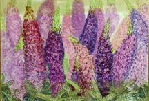 Batik / Batik, Art, Professional Batik, Ukraine, Art, Olena Zvir.