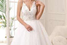 Elena Morar / Plus Size Wedding Dresses Sizes UK12 - UK22