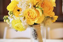 yellow summer wedding / by Ava Phillips