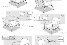 Dessin meubles