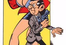 Olga en Agent 327