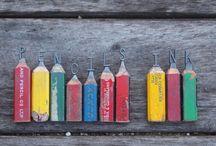 Pencils Ink