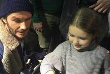 Beckham papa <3