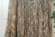 Faldas de mezclilla