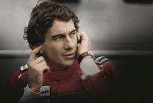 アイルトン・セナ(Ayrton Senna)音速の貴公子