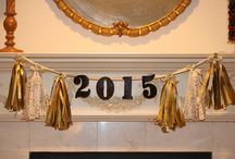 Home Decor for NYE Party by Solar Shield