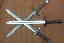 Weapons (Medieval & Fantasy) / by Dave