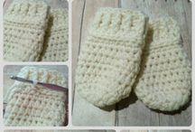 hacovane rukavice