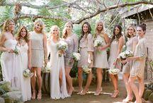 MELS BRIDESMAID DRESSES / by maeghan