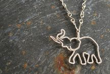 animals pendant
