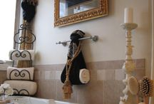 Master Bath / by Leigh-Anne Jenkins
