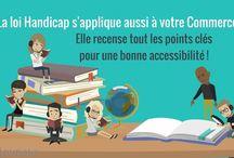 Accessibilité PMR des Commerces