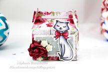 Avery Elle - Handmade cards