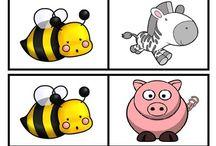 domino animais