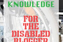 Helpful Disability Products / Top products that you can use when you are disabled. Products that I use as a disabled blogger.