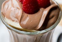 Vegan desserts inspiration