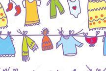 Kelengyelista, kórházi csomag / Mit vegyünk születendő gyermekünknek? Mit vigyünk magunkkal a kórházba? Teendők, tanácsok, letölthető kelengye táblázat.