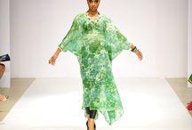 Africa Fashion Designer: Khadija Moroccan Caftan NY / by Adiree