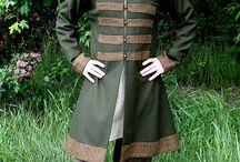 vikinga kläder